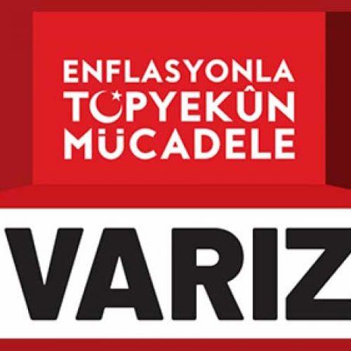 ENFLASYONLA MÜCADELE KAMPANYASINDA POLATLI TİCARET BORSASI OLARAK BİZ DE VARIZ