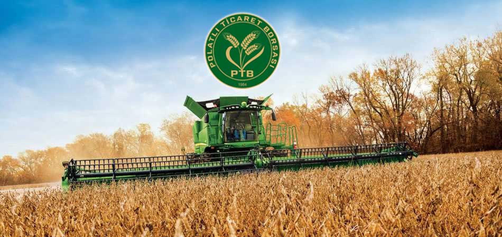 TMO Genel Müdürlüğü'nün Eskişehir TK Kaymaz Lisanslı  Depolarında bulunan Düşük Vasıflı Ekmeklik Buğdayları Elektronik Ürün Senedi (ELÜS) üzerinden satışa açıldı…