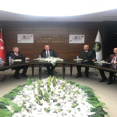 Anadolu Aracılık Hizmetleri A.Ş. Olağan Genel Kurulu yapıldı…