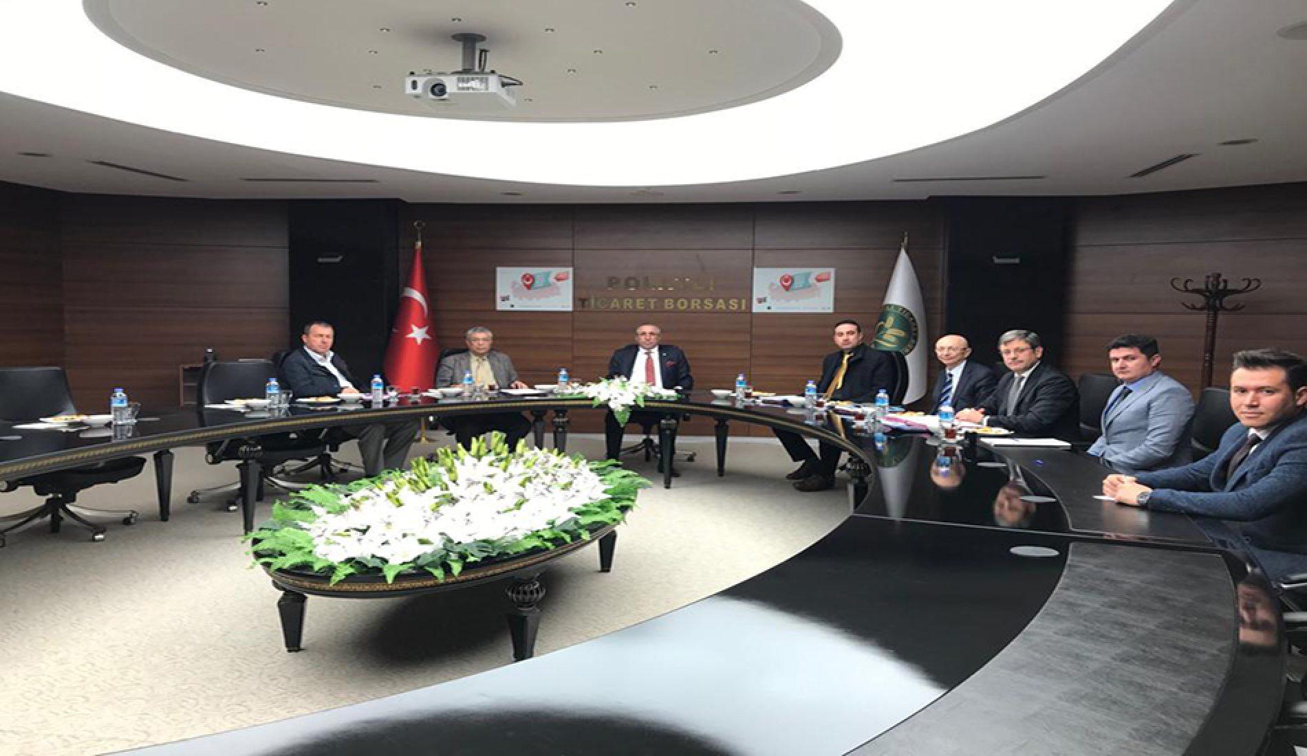 PTB Tarım Ürünleri Lisanslı Depoculuk A.Ş. Olağan Genel Kurulu yapıldı…