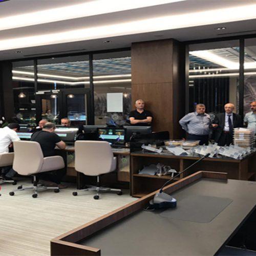 """Ankara Ticaret Borsası (ATB) """"Lisanslı Depoculuk"""" Personeli Borsamızı ziyaret etti…"""