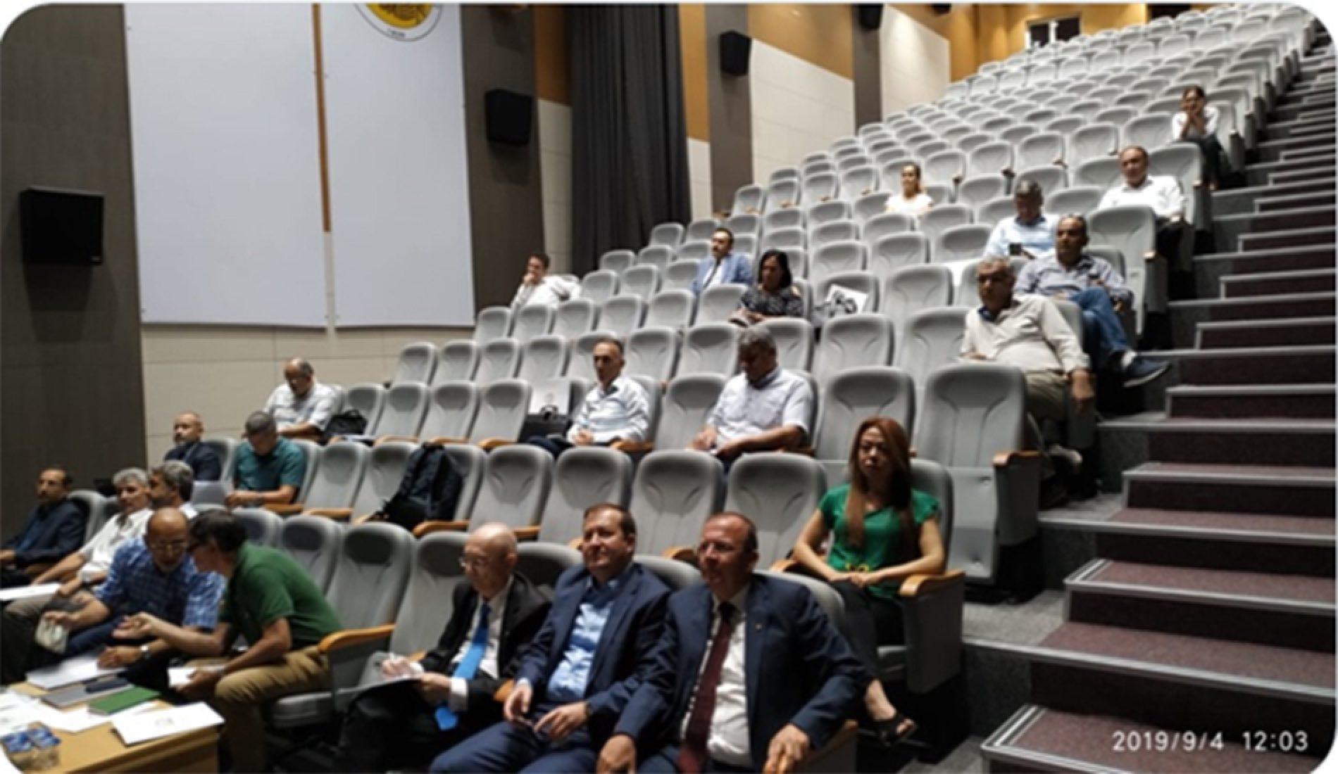 Genel Sekreterimiz R. Kayhan ÜNAL Tarım Şurası çalışmalarına katıldı…