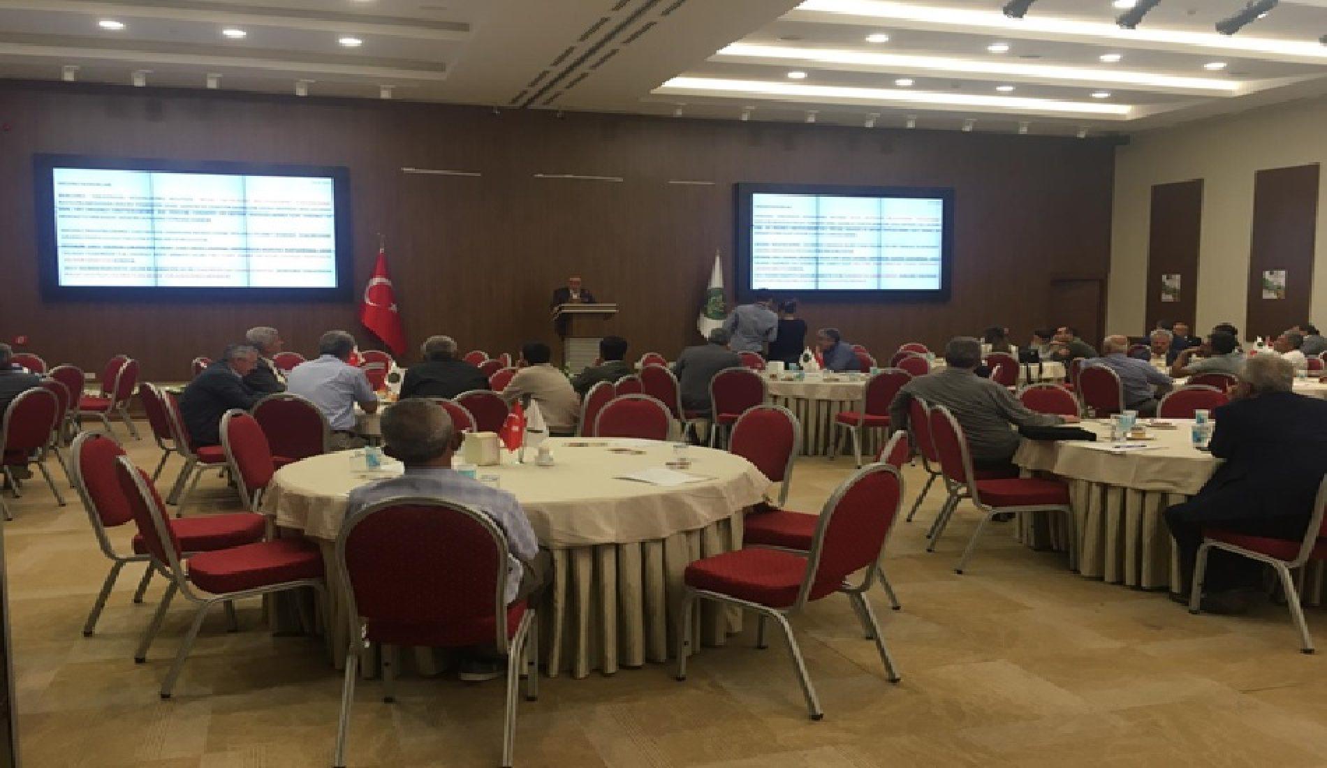 Polatlı Ticaret Borsası Mısır Üreticileri Bilgilendirme Toplantısı Gerçekleştirdi…