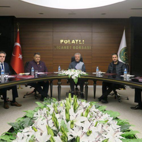 Borsamızın Hesapları İnceleme Komisyonu Toplandı…