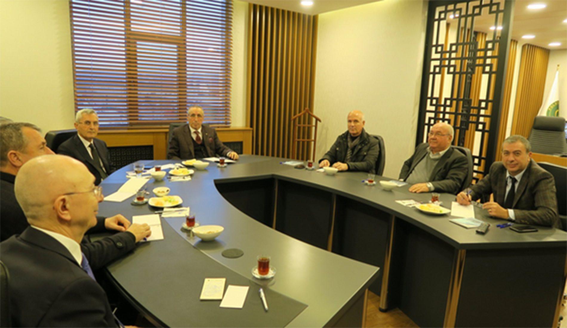 Borsamızın Yüksek İstişare Kurulu Toplantısı Yapıldı…