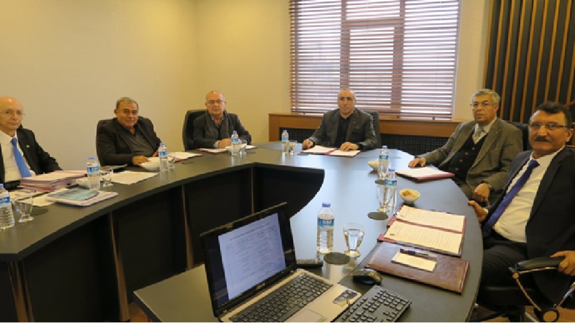 Borsamızın Yönetim Kurulu Toplantısı Yapıldı…