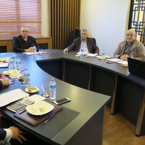 PTB Lisanslı Depoculuk Hizmetleri A.Ş Yönetim Kurulu Toplantısı Yapıldı…