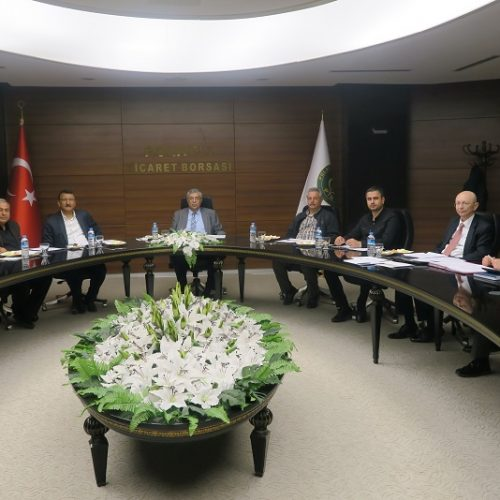Borsa  Polatlı  Laboratuvar  Hizmetleri  A.Ş.  Yönetim  Kurulu  Toplantısı  Yapıldı…