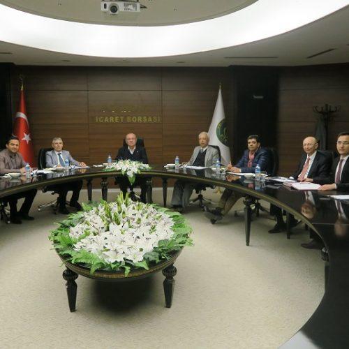 Anadolu Aracılık Hizmetleri A.Ş Yönetim Kurulu Toplantısı yapıldı…