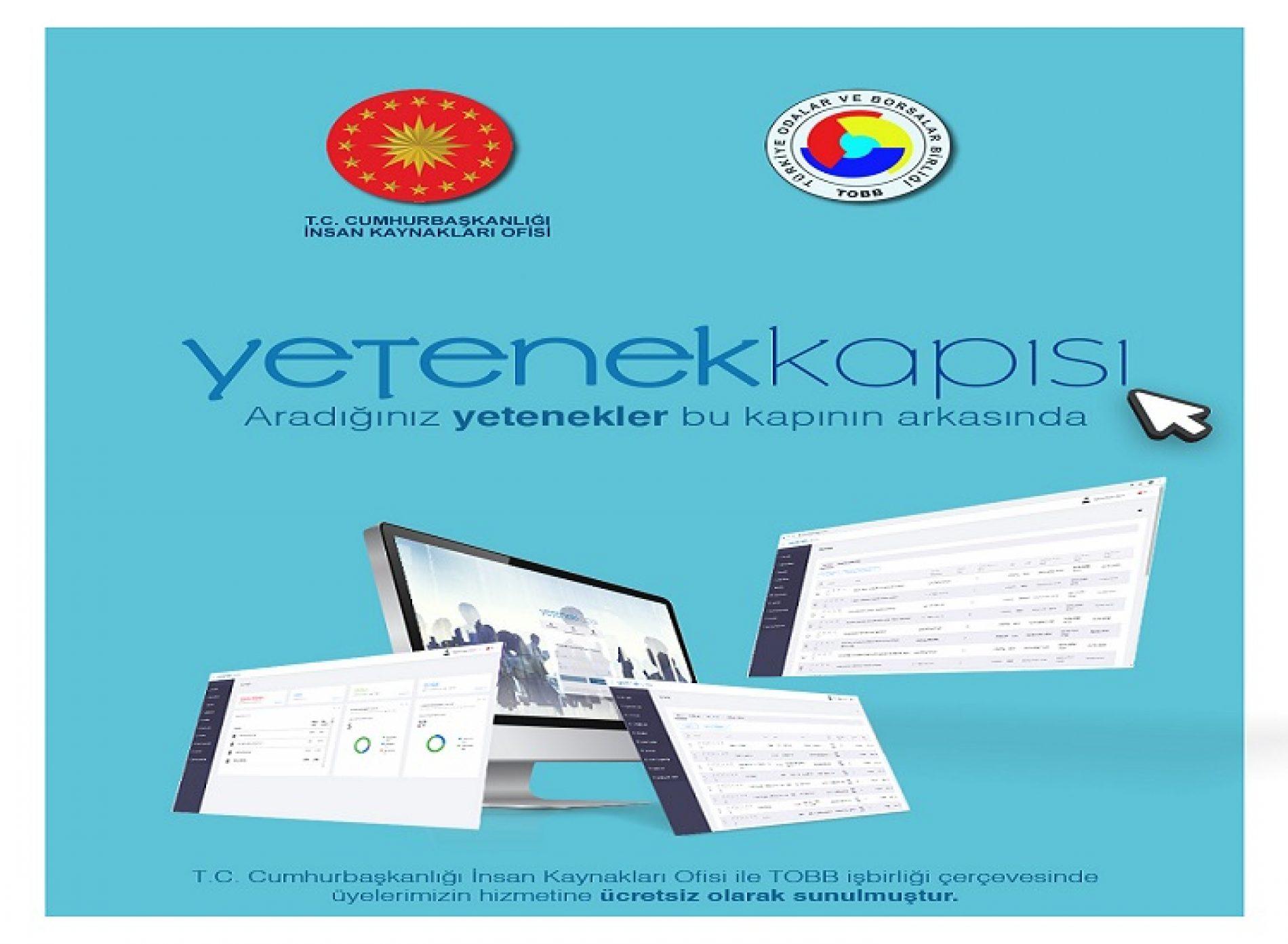 Yetenek Kapısı Çevrimiçi Kariyer Platformu