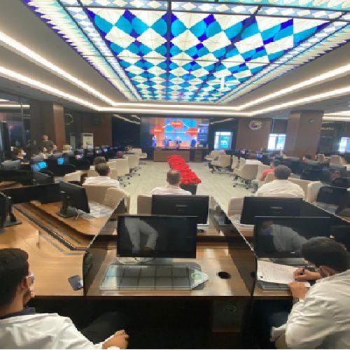 """Türkiye Odalar ve Borsalar Birliği (TOBB) Ekonomi ve Teknoloji Üniversitesi'nden Dr. Cengiz TAVUKÇUOĞLU'nun verdiği """"İş Hayatında İnsan İlişkileri ve İletişim"""" Seminerine katıldık…"""