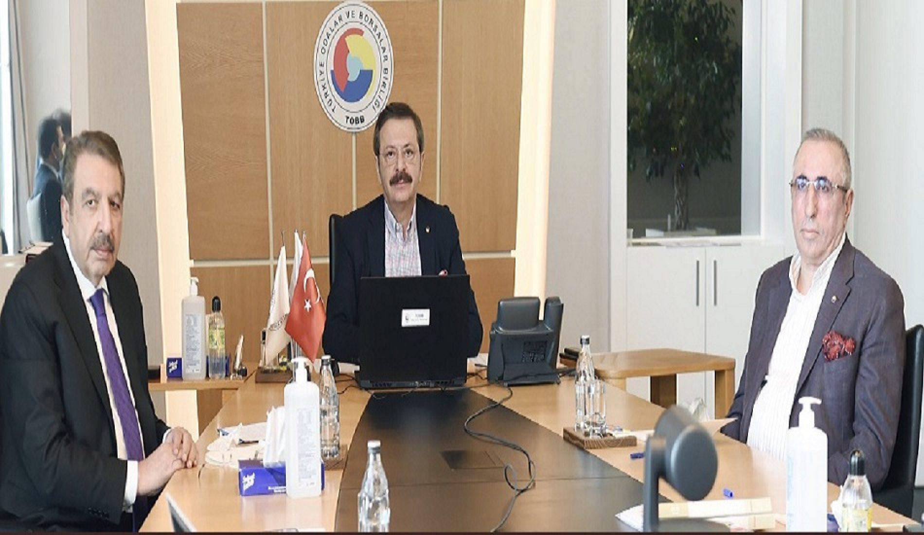 """Başkanımız Yahya TOPLU, """"Lisanslı Depoculuk"""" Toplantısına Katıldı…"""