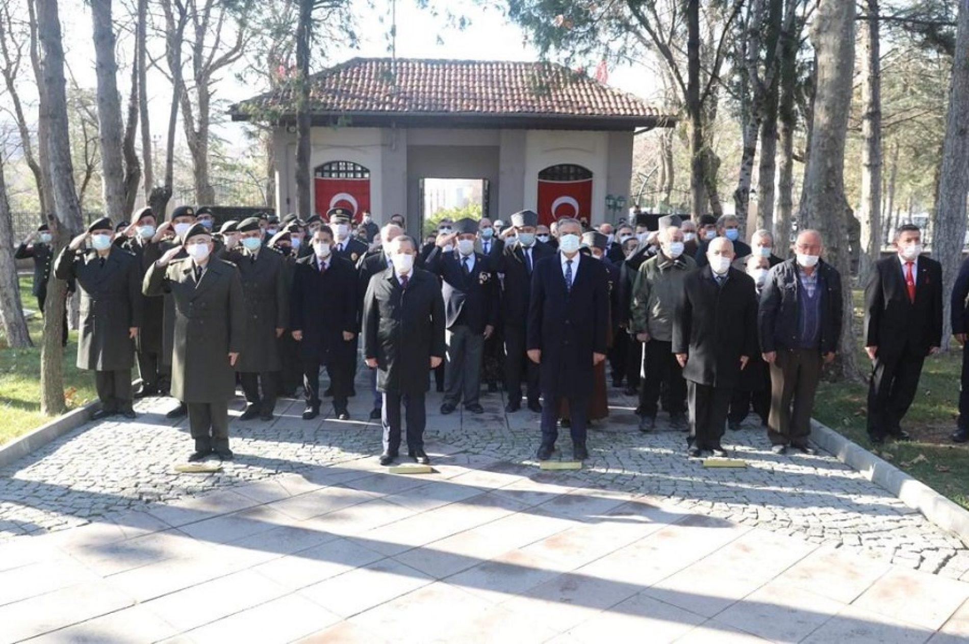 Borsamız, 18 Mart Şehitleri Anma Günü ve Çanakkale Deniz Zaferi'nin 106. Yıl Dönümü Kutlamalarına katıldı…
