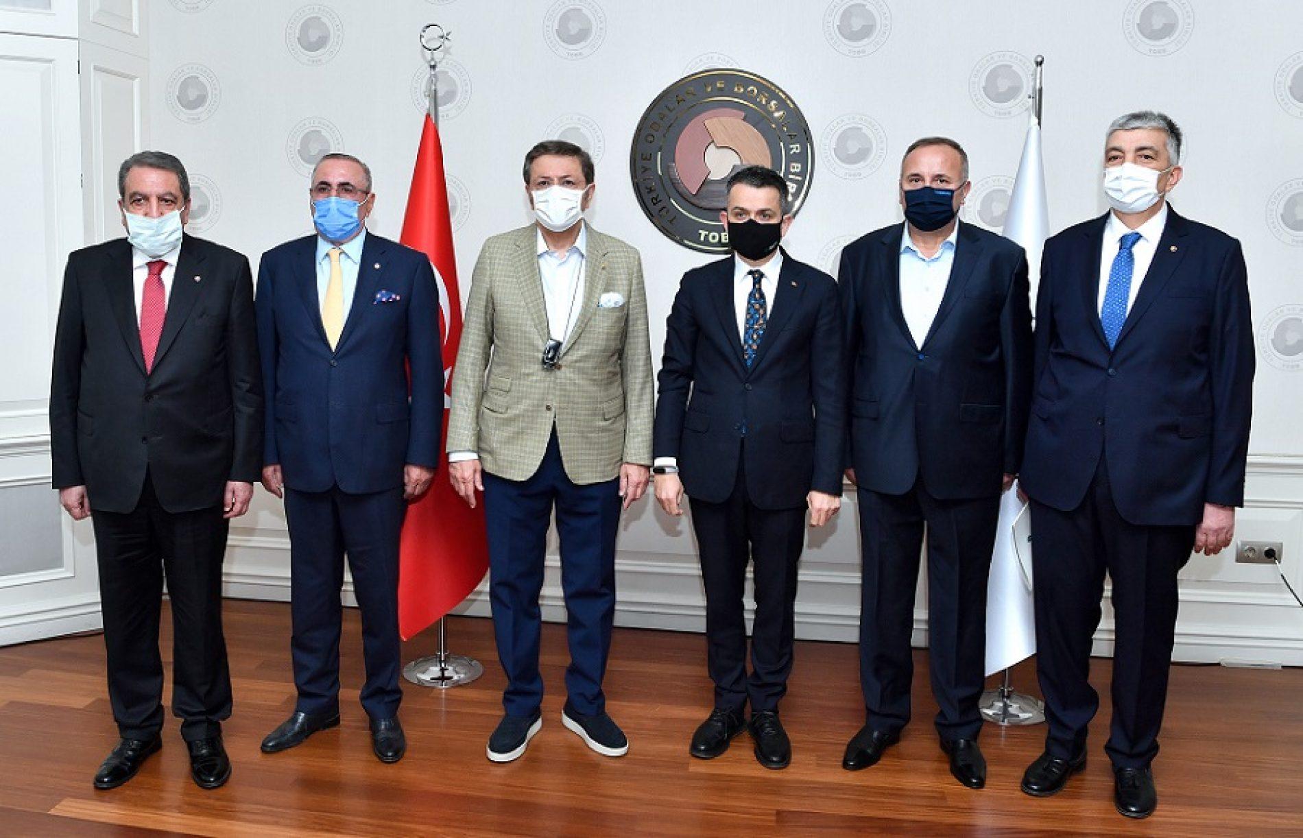 """Başkanımız Sn Yahya TOPLU Türkiye Odalar ve Borsalar Birliği (TOBB)  organizasyonunda """"Tarım Sektörünün Sorunları ve Çözüm Önerileri"""" İstişare Toplantısına katıldı…"""