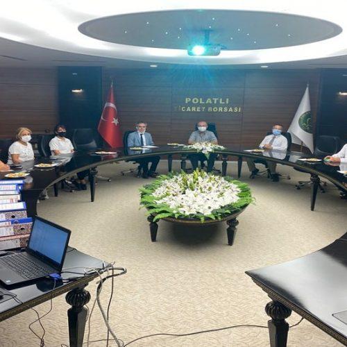 """Borsamızda, Türkiye Odalar ve Borsalar Birliği (TOBB) """"Akreditasyon Denetimi"""" gerçekleştirildi…"""